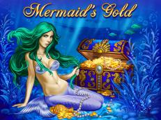 mermaids gold