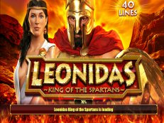leonidas king of spartans