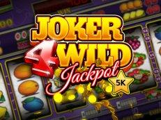 joker4wild jackpot